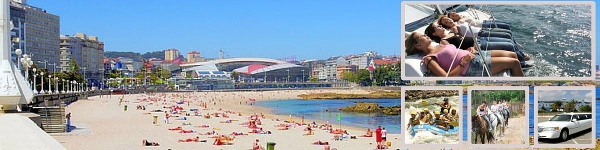 Organizamos despedidas en Coruña
